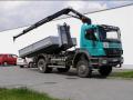Odvoz stavební sutě - zemní práce, hydraulická ruka Blansko, Brno