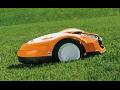 Robotická sekačka iMow 422
