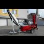 Automatické mobilné štiepače dreva - výroba Veľká Bíteš, Česká republika