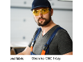 Obsluha CNC frézy, zkušený frézař - hlavní pracovní poměr, stabilní a dlouhodobé uplatnění
