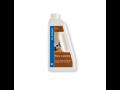 Povrchové úpravy korkových a dřevěných podlah, čističe, impregnace