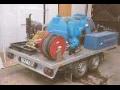 Čištění odpadů, vodovodní přípojky, pronájem čerpadla Litovel