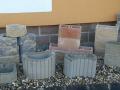 Betonov� v�robky prodej Kladno � cihly, tvarovky, ztracen� bedn�n�, z�mkov� a dekorativn� dla�ba
