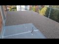 terasa z mramorového kamene