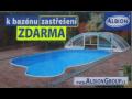 Bazény a zastřešení