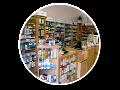 Léčiva, homeopatika a zdravotnické přípravky, bohatý lékárenský sortiment