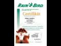 Zavlažovací systémy Rain Bird-automatické zavlažování zahrady, hřiště