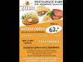 Výborné denní menu - tradiční jídlo až k vám domů, dovoz zdarma