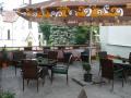 Příjemná restaurace, letní zahrádka a chutné polední menu v Hotelu Grand
