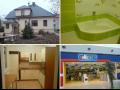 Rekonstrukce koupelen, zateplení, architektonické návrhy Ostrav