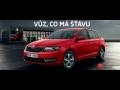 Prodej Škoda Rapid Spaceback fresh s atraktivní výbavou - vozy, co mají šťávu