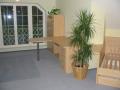 Truhlářské práce na míru, zakázková výroba nábytku a dřevěných schodišť