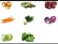 Vakuově balené zeleninové gastro polotovary pro gastronomii, jídelny, nemocnice
