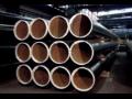 Geschweißte Rohre für Verteilungen von flüssigen und gasförmigen brennbaren Medien mit einer spiralförmigen Schweißnaht