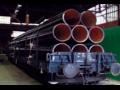 Geschwei�te Rohre f�r Verteilungen von fl�ssigen und gasf�rmigen brennbaren Medien mit einer spiralf�rmigen Schwei�naht