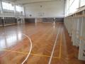 Kvalitní sportovní podlahy, dřevěné, umělé i kombinované povrchy sportovišť
