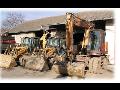 Doprava sypkých stavebních materiálů Kolín