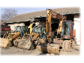 Doprava sypk�ch stavebn�ch materi�l� Kol�n