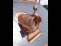 Klempířské práce, montáže okapů. svodů, úžlabí, lemování, střechy na klíč