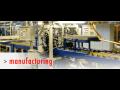 Komplexní řešení průmyslové automatizace strojů, strojních celků a technologií