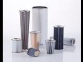 Filtrační jednotky pro filtraci prachových částic ze vzduchu a dalších plynů