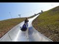 Jediná a nejdelší korytová bobová dráha na Moravě - adrenalinový zážitek