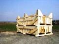 Dřevěné přepravní bedny také pro nebezpečné zboží IBC