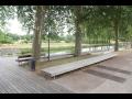 Kvalitní, masivní parkové lavičky Woody, Portiqoa, Miela, Forma, Diva-výroba