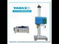 Laserov� popisovac� za��zen� pro popisov�n�, pr�myslov� zna�en� kovov�ch d�l�, v�robk�