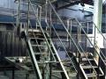 Průmyslové plošiny, schodiště, zábradlí a ocelové konstrukce-výroba