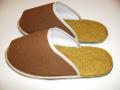 Zámecké pantofle-papuče na boty