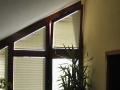 Montáž všech druhů interiérových žaluzií a sítí proti hmyzu.