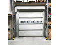 Venkovní průmyslová rychloběžná vrata prodej - vysoká četnost průjezdu ...