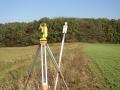 Geodetické práce - Kroměříž