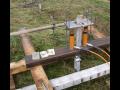 Fotovoltaické elektrárny - tahové zkoušky mikropilot
