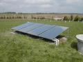 Výroba solárních článků k bazénům, celoroční ohřev vody Prostějov