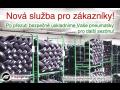 Pneuservis Praha 4 - přezutí pneumatik, propanbutanové lahve