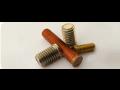 Navařovací prvky, systémy - pro hrotový zážeh, zdvihový zážeh a krátký ...