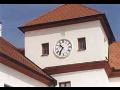 Výroba a prodej věžních hodin