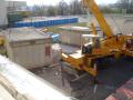 Stavební kontejnery na zeminu a stavební suť včetně kontejnerové dopravy
