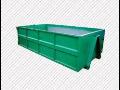 Doprava vlastními kontejnery různých rozměrů, odvoz suti, písku, ...