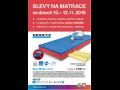 Výroba atypických rozměrů zdravotních matrací, spánkové studio Třebíč