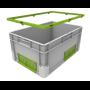 EuroClick®  - plastové přepravky vysoké kvality pro snadnou přepravu a skladování