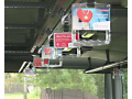 Reklamní nosiče v MHD Praha