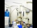 Průmyslové čistírny, flotační, sedimentační, čištění odpadních vod