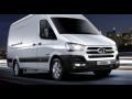 Lehký užitkový vůz Hyundai H350 - velký nákladový prostor, zaručená pomoc při podnikání
