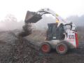 Špičková autodoprava stavebního materiálu - doprava betonu i sypkých směsí