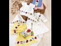 Froté župany a ručníky pro děti - dětská kolekce výrobků z froté s žinylkovým lemem