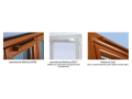 Okenní štěrbiny pro přívod vzduchu - kompletní montáž