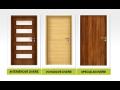 Bezpečnostní, protipožární, protihlukové, klima dveře nebo dveře HPL - vzorková prodejna Praha 4